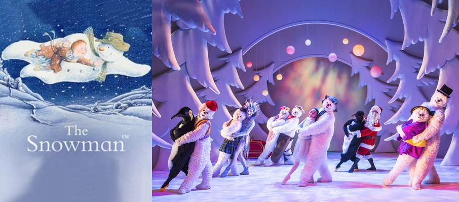 The Snowman at Glasgow Theatre Royal