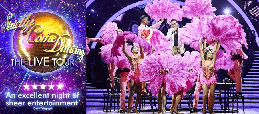 Strictly Come Dancing Live at SSE Hydro Arena