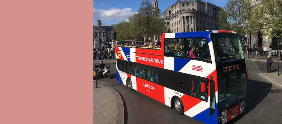 Original London Sightseeing Tour, The Original London Visitor Centre, Glasgow