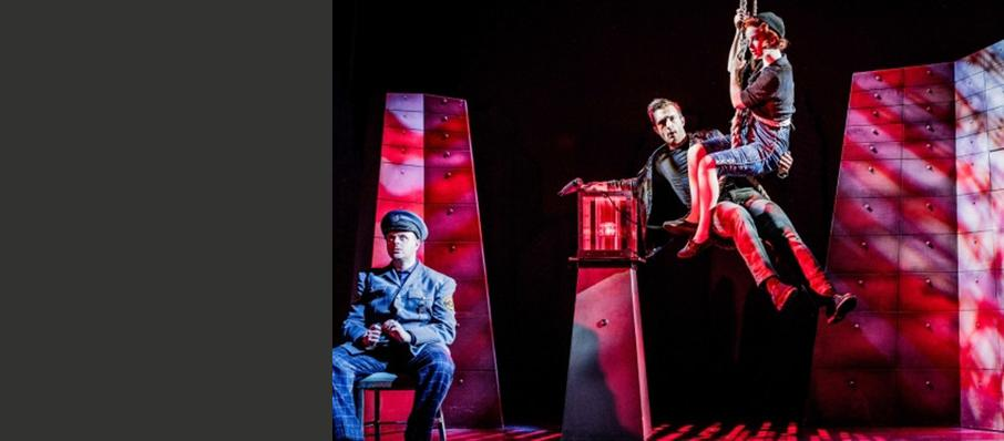 The Comedy About A Bank Robbery, Criterion Theatre, Glasgow