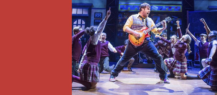 School of Rock, Gillian Lynne Theatre, Glasgow