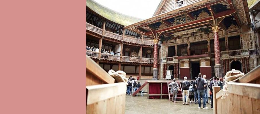 Shakespeares Globe Theatre Tour Exhibition, Shakespeares Globe Theatre Tour, Glasgow