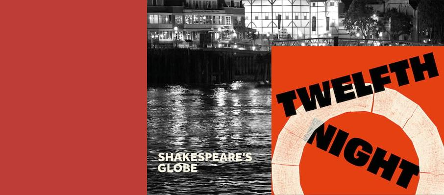 Twelfth Night, Shakespeares Globe Theatre, Glasgow
