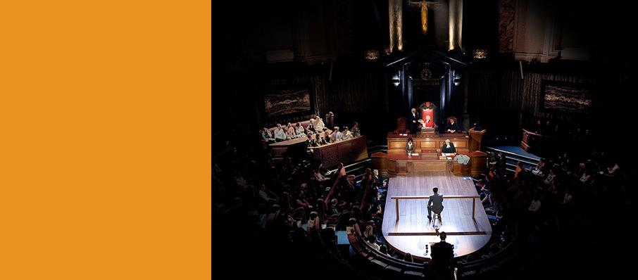 Witness for the Prosecution, London County Hall, Glasgow