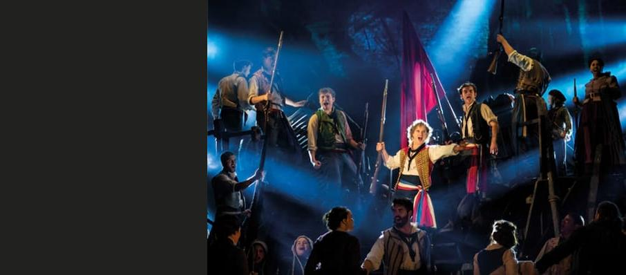 Les Miserables, Sondheim Theatre, Glasgow