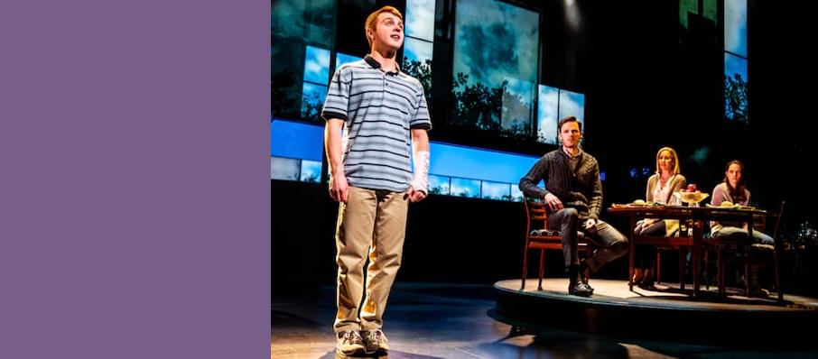 Dear Evan Hansen, Noel Coward Theatre, Glasgow
