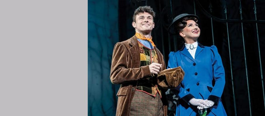 Mary Poppins, Prince Edward Theatre, Glasgow