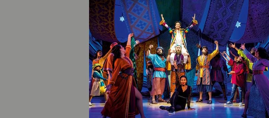 Joseph And The Amazing Technicolour Dreamcoat, London Palladium, Glasgow