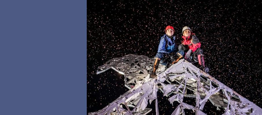 Touching The Void, Duke of Yorks Theatre, Glasgow