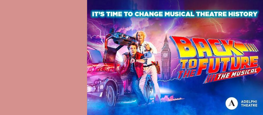 Back To The Future The Musical, Venue To Be Confirmed, Glasgow