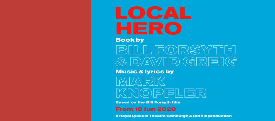 Local Hero, Old Vic Theatre, Glasgow