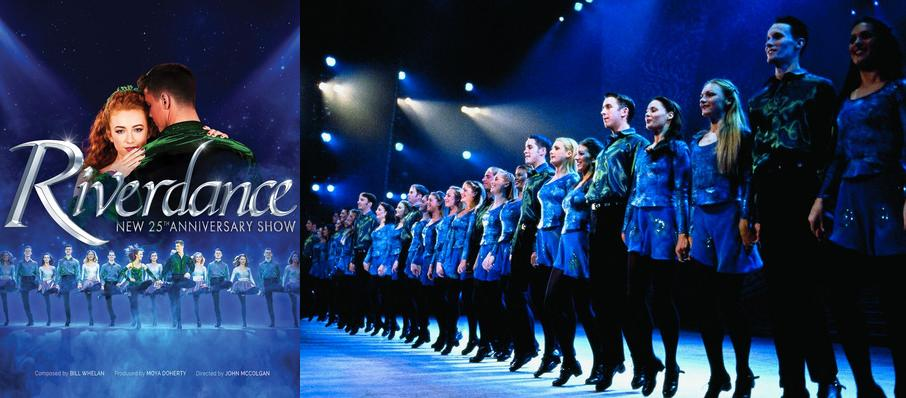 Riverdance, New Wimbledon Theatre, Glasgow