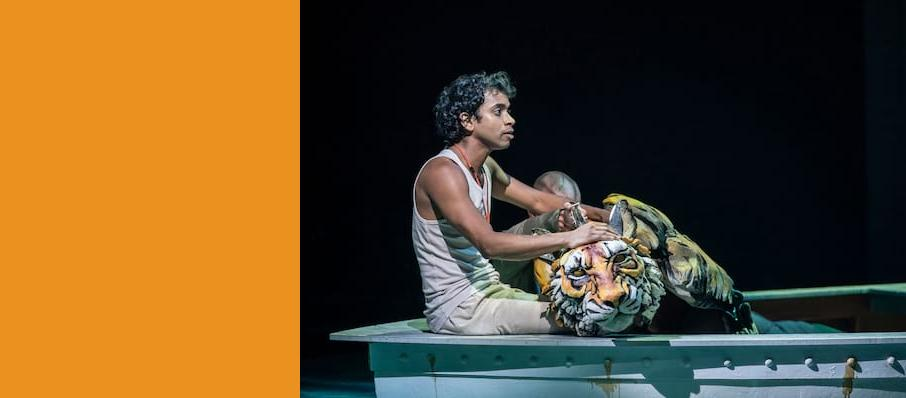 Life of Pi, Wyndhams Theatre, Glasgow