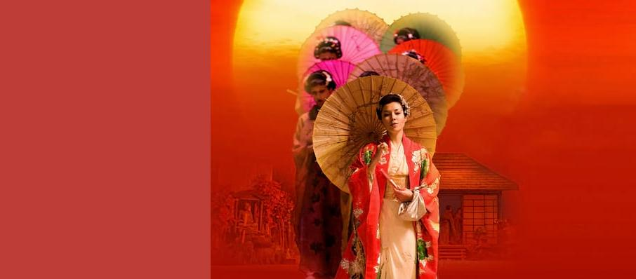 Ellen Kents Madama Butterfly, Richmond Theatre, Glasgow