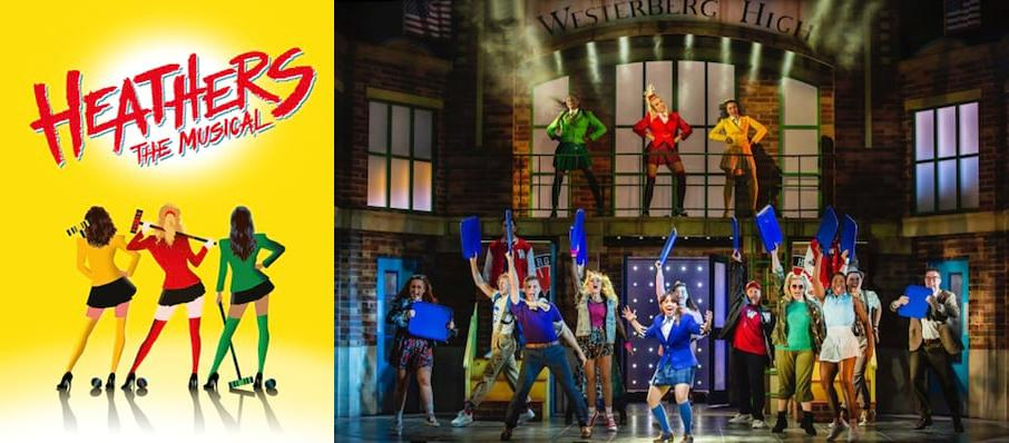 Heathers, New Wimbledon Theatre, Glasgow