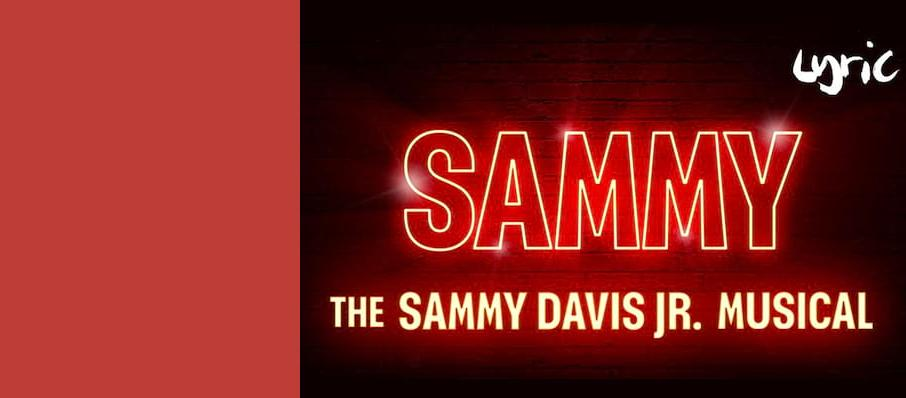Sammy, Lyric Hammersmith, Glasgow