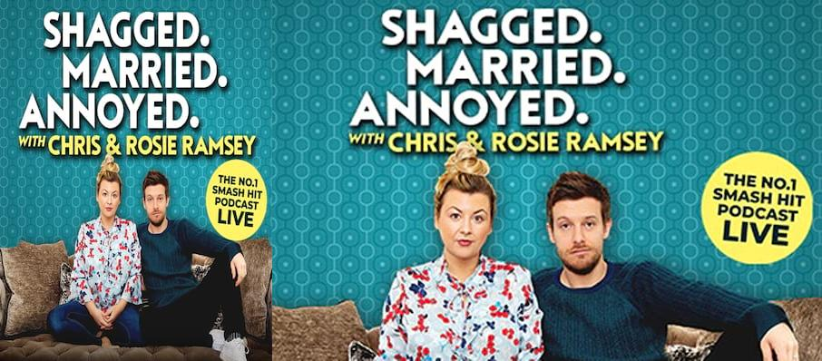 Shagged Married Annoyed with Chris and Rosie Ramsey, Adelphi Theatre, Glasgow