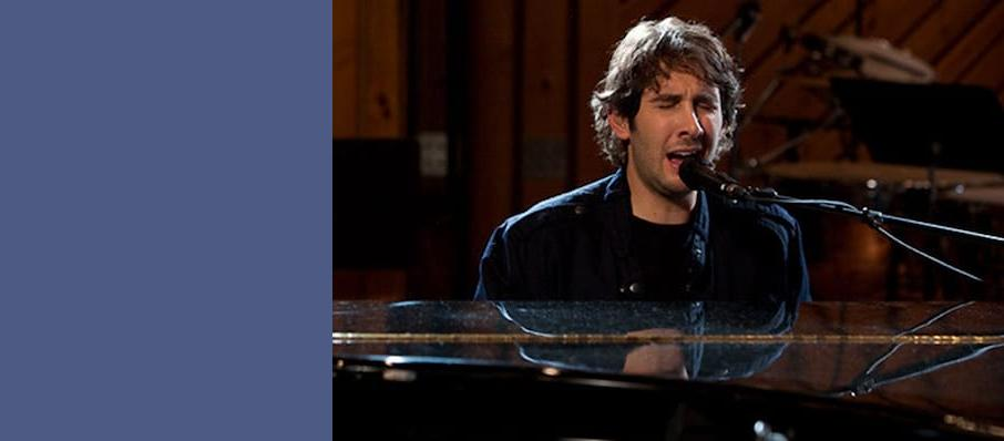 Josh Groban An Intimate Concert Event, Virtual Experiences for London, Glasgow