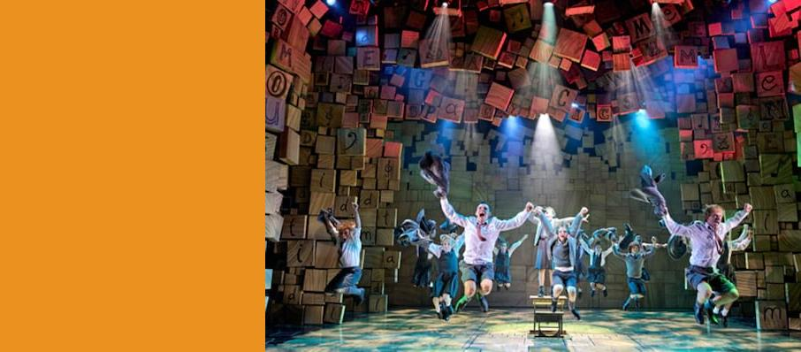 Matilda The Musical, Cambridge Theatre, Glasgow