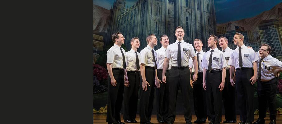 Book of Mormon, Prince of Wales Theatre, Glasgow