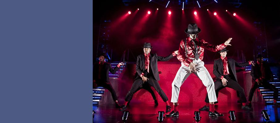 Thriller Live, Lyric Theatre, Glasgow